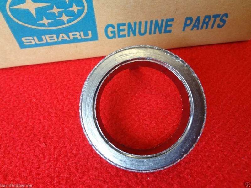 Subaru Exhaust Gasket Donut Rear Converter Forester Impreza Legacy Geniuine OEM