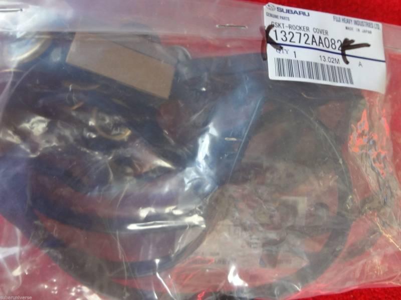 Subaru OEM Valve Cover Gasket Kit Forester Legacy Outback