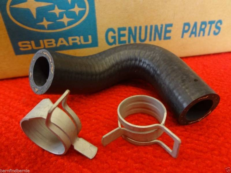 Subaru Oem Water Bypass Hose Amp Clamp Kit Forester Impreza