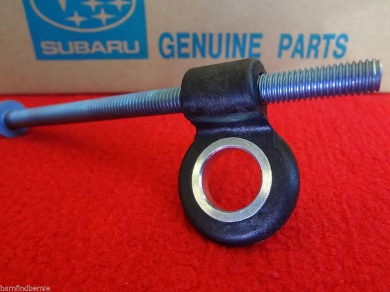 OEM Subaru A//C Pulley /& Adjuster /& Bolt Kit Impreza Legacy Forester Outback WRX STi