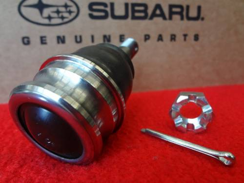 OEM Axle Bearings + - Ball Joint Kits