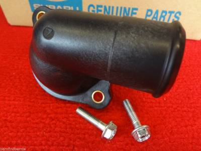 OEM Subaru - Subaru OEM Thermostat Housing Cover & Bolts Kit Outback Legacy
