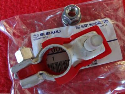 OEM Subaru - Battery (+) Cable Terminal Impreza WRX Forester Outback Legacy STi Subaru OEM