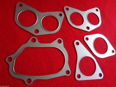 OEM Subaru - Subaru OEM MLS Turbo Exhaust Gasket Kit WRX Impreza STI Legacy GT Forester XT Outback