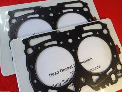 Six Star Head Gaskets USA - Six Star MLS Head Gasket Set for Subaru WRX Impreza STi Legacy GT Forester XT Outback 2.5 Turbo