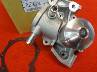 OEM Subaru - Subaru OEM Forester Water Pump & Gasket Kit Automatic Trans ONLY 06/2003-2005