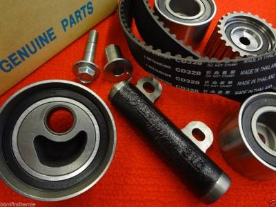 OEM Subaru - Subaru OEM Timing Belt Kit WRX Impreza STi JDM EJ20G EJ20K / EJ25D DOHC Early Type!