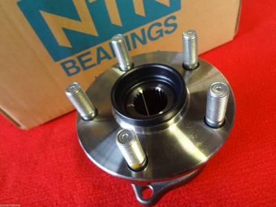 OEM Subaru - Rear Wheel Bearing Hub Assembly for Subaru Outback + Legacy 2010-2014 OEM + FREE Axle Nut