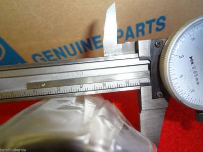 OEM Subaru - Rear Wheel Bearing Kit for Subaru Impreza + WRX 93-07 / Forester 98-08 / Outback + Legacy 90-99 OEM + FREE Axle Nut - Image 3
