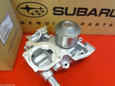 OEM Subaru - Subaru OEM Forester Water Pump & Gasket Kit Auto Trans 2006 ONLY 2 Pipe - Image 2