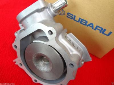 OEM Subaru - Subaru OEM Forester Water Pump & Gasket Kit Automatic Trans ONLY 06/2003-2005 - Image 3