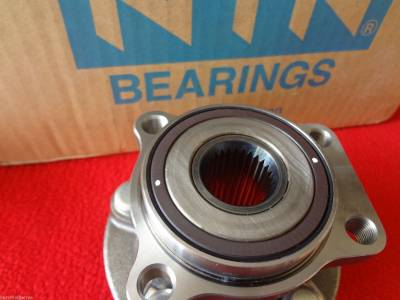 OEM Subaru - Front Wheel Bearing Hub Assembly for Subaru Outback & Legacy 2005-2014 OEM + FREE Axle Nut