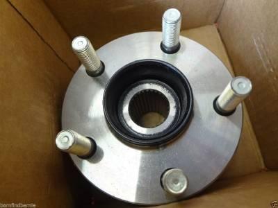 OEM Subaru - Front Wheel Bearing Hub Assembly for Subaru Outback & Legacy 2005-2014 OEM + FREE Axle Nut - Image 3