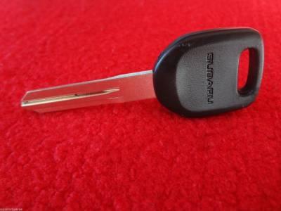OEM Subaru - Subaru OEM Master Key Blank WRX Impreza Legacy Outback Forester Baja - Image 2