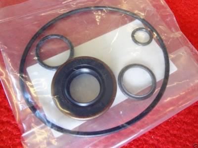 Axle Bearings + More   - Power Steering Pump Seal Kits - OEM Subaru - Subaru OEM Power Steering Pump ReSeal Seal Kit Outback Legacy Baja