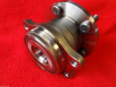OEM Subaru - Rear Wheel Bearing Hub Assembly for Subaru Outback + Legacy 2005-2009 OEM + FREE Axle Nut - Image 5