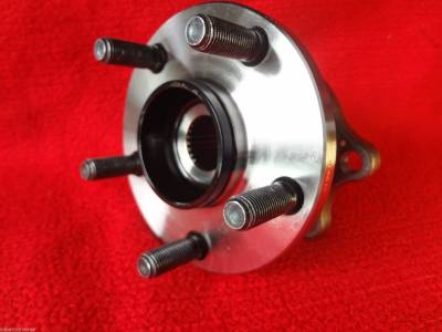 OEM Subaru - Rear Wheel Bearing Hub Assembly for Subaru Outback + Legacy 2005-2009 OEM + FREE Axle Nut - Image 6