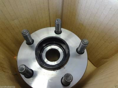 OEM Subaru - Rear Wheel Bearing Hub Assembly for Subaru Outback + Legacy 2005-2009 OEM + FREE Axle Nut - Image 2