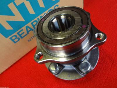 OEM Axle Bearings + - Axle Bearings & Hub Units - OEM Subaru - Rear Wheel Bearing Hub Assembly for Subaru WRX 08-14 /  Impreza 08-11 /  Forester 9-13 / BRZ 13-16 OEM + FREE Axle Nut