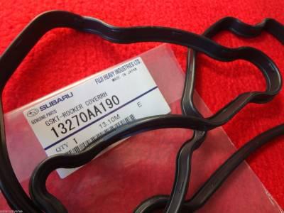 OEM Subaru - Subaru OEM Valve Cover Gasket Kit Impreza WRX 05-14 / STi 05-18 EJ255 EJ257 - Image 4