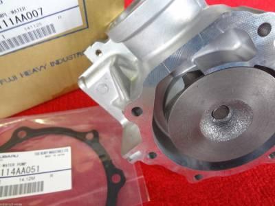OEM Subaru - Subaru OEM Water Pump & Gasket Kit Legacy Forester Outback Impreza - Image 3