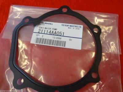 OEM Subaru - Subaru OEM Water Pump Kit Impreza WRX STI EJ205 EJ207 EJ255 EJ257 Turbo 3 Pipe - Image 5