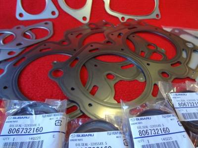 Head Gaskets Six Star & OEM - OEM Head Gaskets - OEM Subaru - Subaru OEM Impreza WRX MLS Head Gasket Kit EJ205 2002-2005