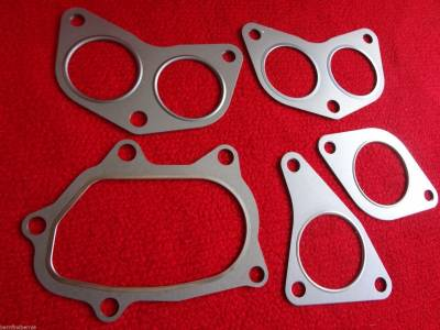 Exhaust   - Exhaust Donuts & Gasket Kits - OEM Subaru - Subaru OEM MLS Turbo Exhaust Gasket Kit WRX Impreza STI Legacy GT Forester XT Outback