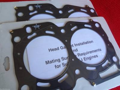 Six Star Head Gaskets USA - Six Star MLS Head Gasket Set Subaru Forester Legacy Outback Impreza EJ25D 1996-1999