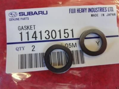 OEM Subaru - Subaru OEM 5 Gear Clutch Hose + Seals Legacy Forester Outback Impreza - Image 3