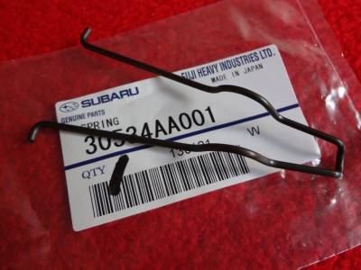 Clutch + More - Clutch Fork Boots & Springs - OEM Subaru - Subaru OEM Clutch Fork Spring Impreza Forester Outback Legacy Baja