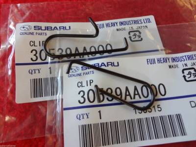 OEM Subaru - Subaru OEM Clutch Fork Spring Kit WRX BRZ Crosstrek Impreza Forester Outback Legacy Baja - Image 3