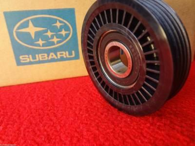 OEM Subaru - Subaru OEM A/C Belt Adjuster Pulley WRX Impreza Legacy Forester Outback - Image 2