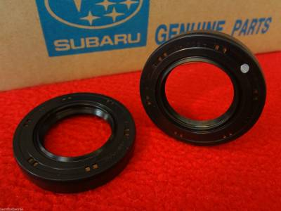 OEM Subaru - Subaru OEM Front Drive Axle Seal Kit WRX Impreza Legacy Forester Outback - Image 7