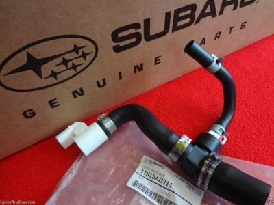 OEM Subaru - Subaru OEM PCV Valve Hose Kit WRX STI Forester Baja TURBO EJ205 EJ255 EJ257 - Image 3
