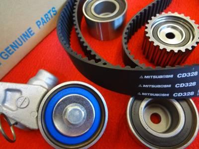 Featured Products - OEM Subaru - Subaru OEM Timing Belt Kit WRX Impreza STi JDM EJ20G EJ20K / EJ25D DOHC Late Type!
