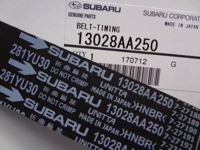 OEM Subaru - Subaru OEM Timing Belt Kit DOHC 00-18 WRX Impreza STi R GT XT Made in Japan + STi T-Belt Upgrade! - Image 2