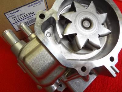 OEM Subaru - Subaru OEM Water Pump Kit Impreza WRX 08-14 / Forester 08-13 EJ255 Turbo 2 Pipe - Image 3