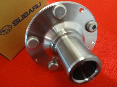 OEM Subaru - Rear Wheel Axle Hub NO BEARING Subaru Impreza + WRX 93-07 / Forester 98-08 / Outback + Legacy 90-99 OEM - Image 2