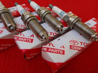 Nippondenso Japan - 4 Denso Spark Plugs for Subaru BRZ Scion FR-S Toyota T86 2013-18 OEM Made in Japan - Image 2
