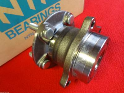 OEM Subaru - Rear Wheel Bearing Hub Assembly for Subaru Outback + Legacy 2010-2014 OEM + FREE Axle Nut - Image 4